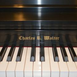 Used Charles Walter upright in excellent condition.
