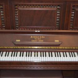 Refurbished-Sohmer-Upright-Piano-with-beautiful-carved-case
