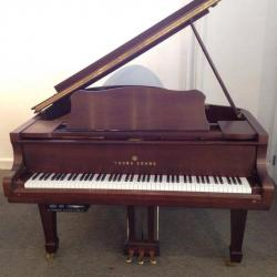 Young Chang Grand Piano Walnut