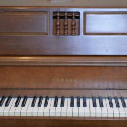 Yamaha Console upright piano good condition