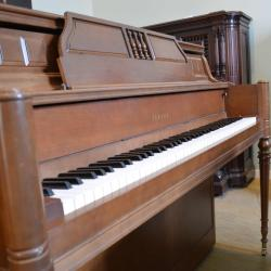 Yamaha Console upright piano