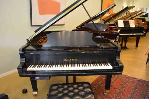 Mason & Hamlin 7' Model BB Grand Piano